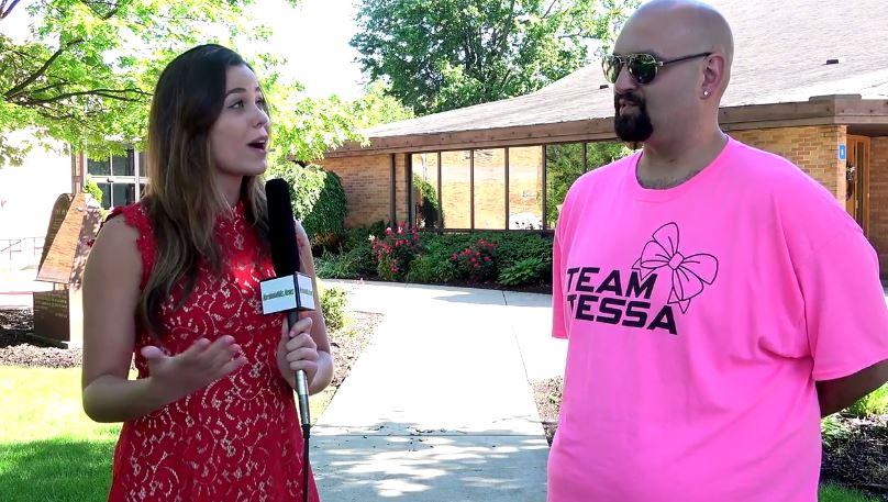 Matt and Tyler Puma Interview #teamtessa