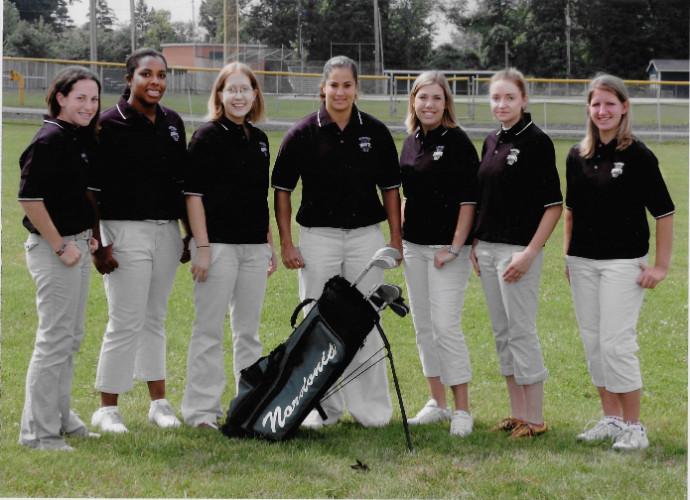 Started the Nordonia girls golf program in 2004