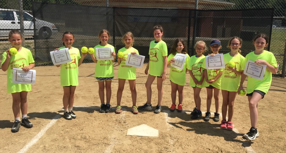 Amie Cormell's Youth Summer Fastpitch Softball Camps