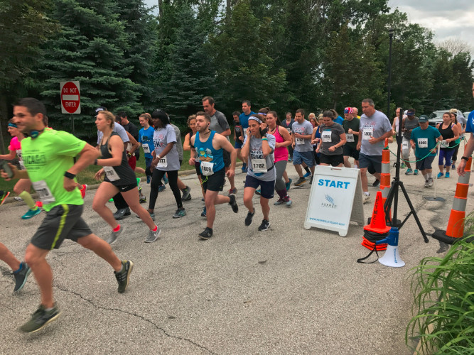 1 Mile Run/Walk and 5K Benefiting the Humane Society of Summit County (PHOTO GALLERY)