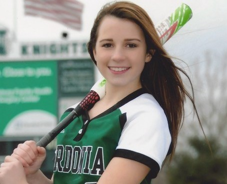 Nordonia softball player receives highest honor
