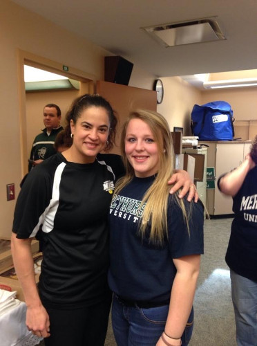 Jolene Teller (2016 grad) signed to play softball at Mercyhurst University. Jolene is the only All-Ohioan to ever come out of Nordonia softball.