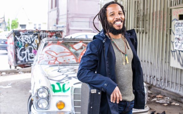 Ziggy Marley's message through music