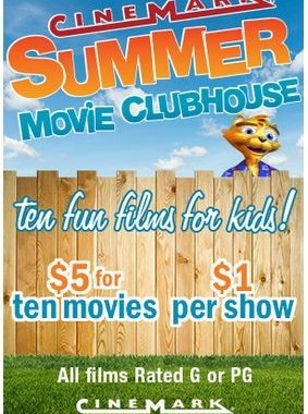 Summer Movie ClubHouse 2017
