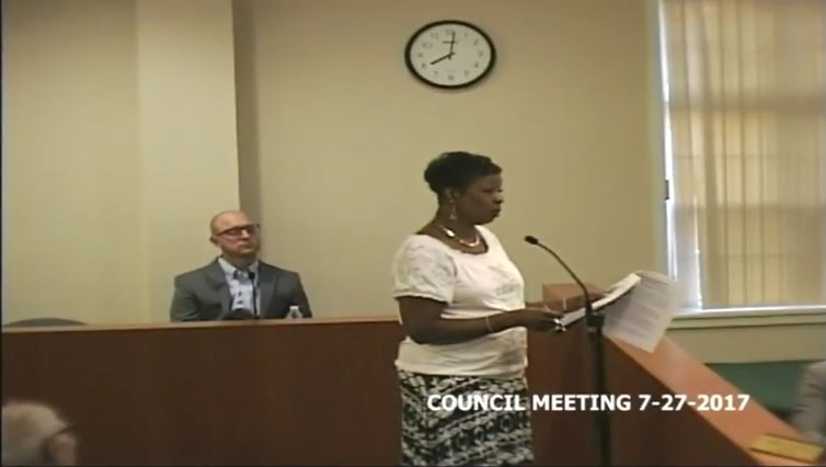 Vic's Corner: Macedonia Council Meeting-7-27-2017 (VIDEO)
