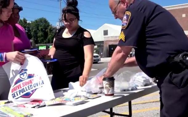 Safety Community Fair at Walmart Macedonia (VIDEO)