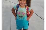 Tessa Update: 1st day of 1st grade