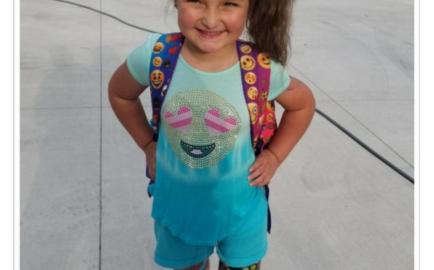 Tessa Update: 1st day of 1st grade