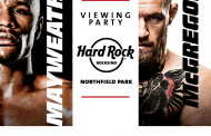 HARD ROCK ROCKSINO ANNOUNCES ENTERTAINMENT IN CLUB VELVET Mayweather Viewing Party, Comedian Mike Polk, and Thunder from Down Under