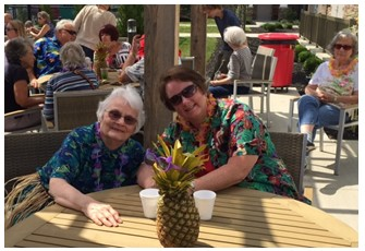 Vista Springs of Macedonia 2nd Annual Car Show and Community Luau