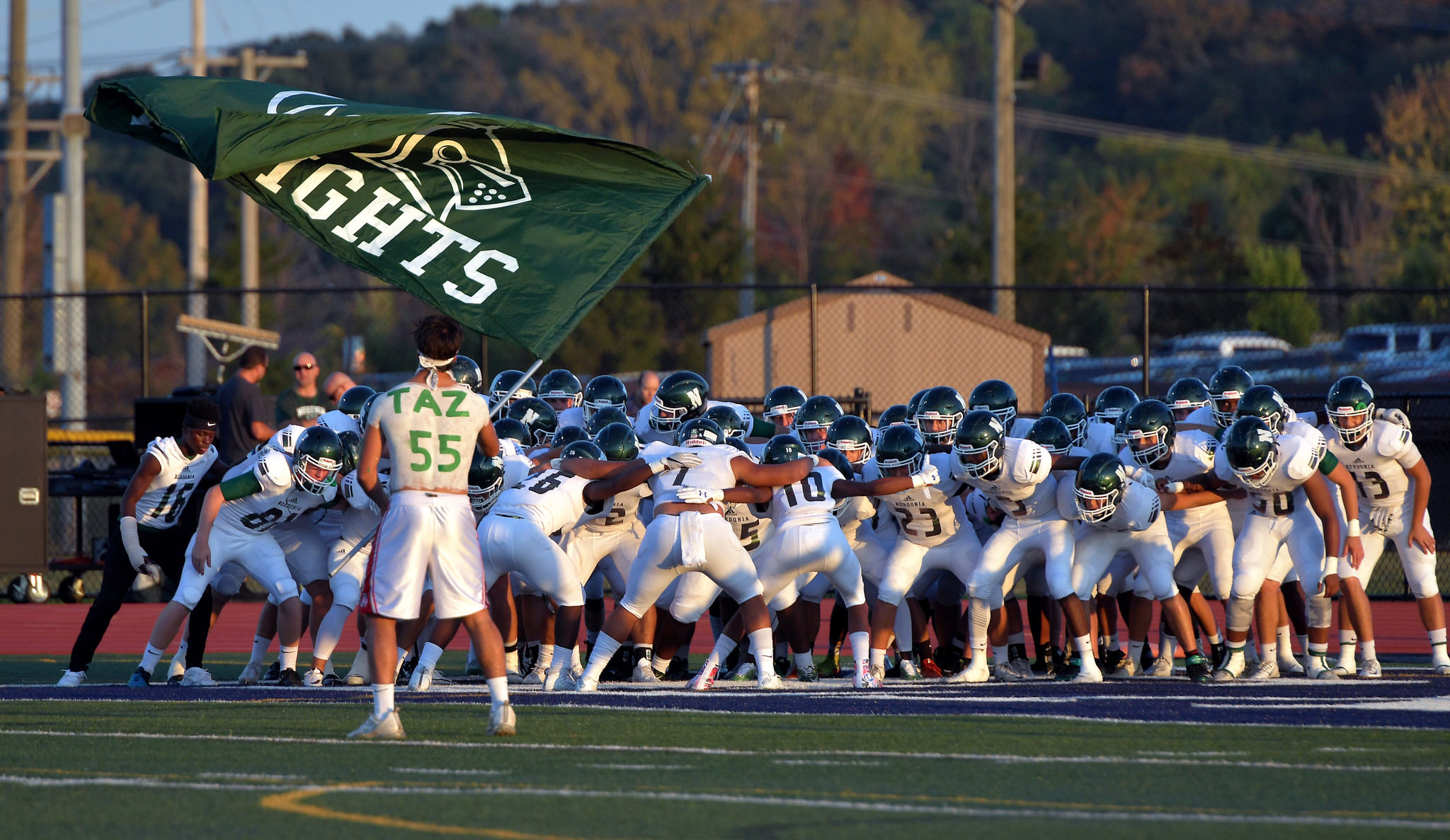 Vic's Corner: Knights Football Team Remains Winless After Sparring With Hudson