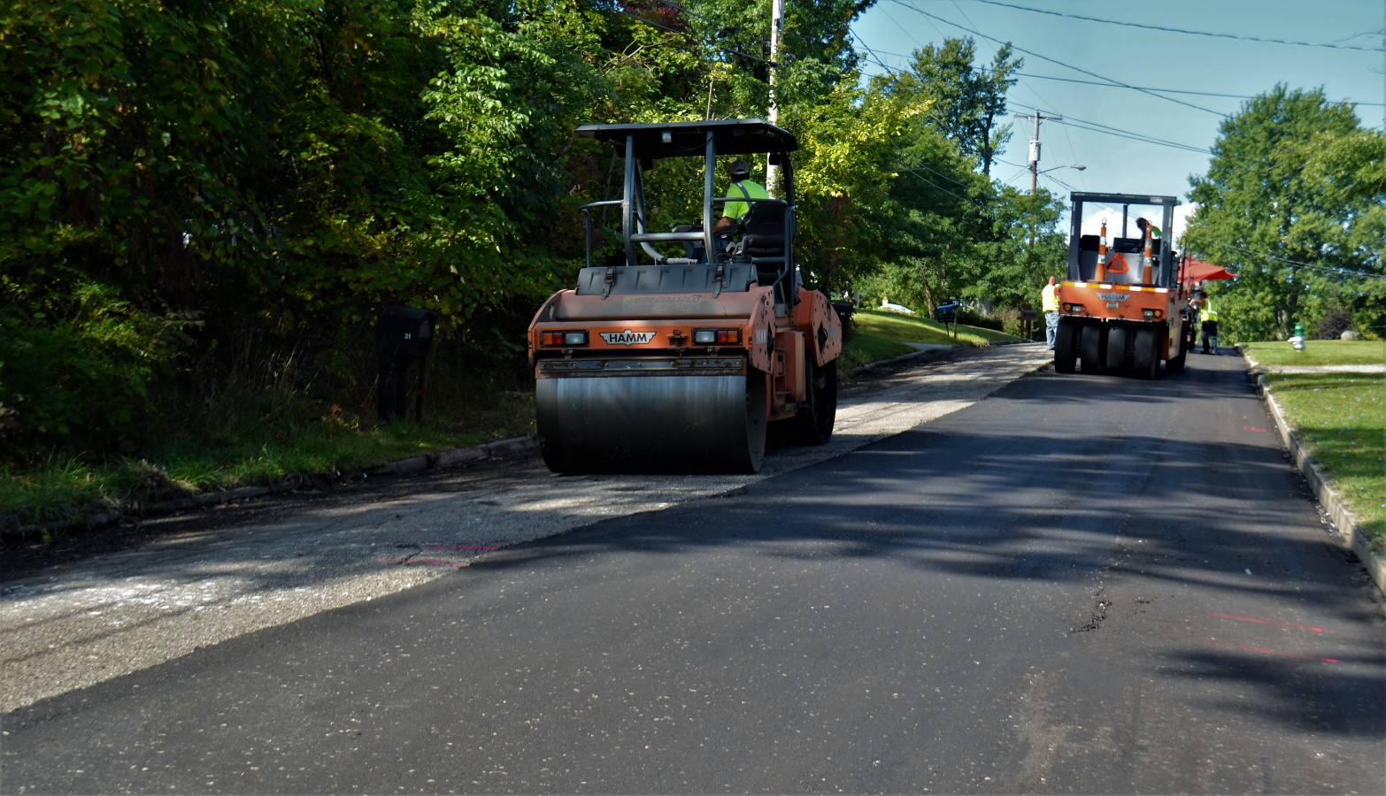 Northfield Center Township Update: Expect traffic delays on Olde Eight Road