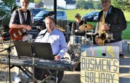 Vic's Corner: Macedonia Concert in the Park - Busmen's Holiday