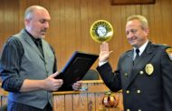 Vic's Corner: Sgt. John Zolgus Officially Sworn In As Northfield Village Chief of Police
