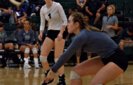 Vic's Corner: Lady Knights defeat Hudson 3-1 in Volleyball