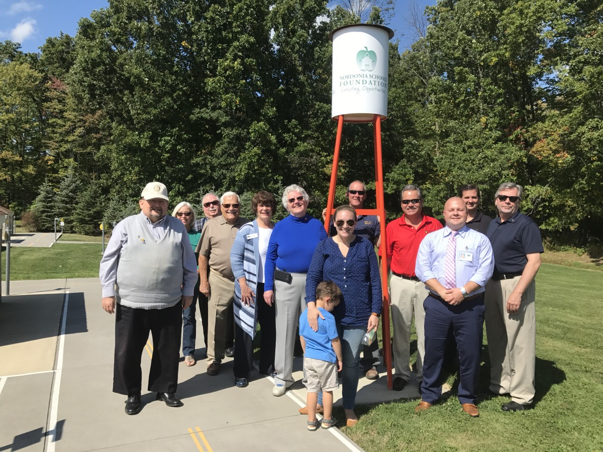 Safety Town Water Tower Dedication (PHOTOS)