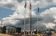 Veterans Memorial Park Dedication 9-16-17