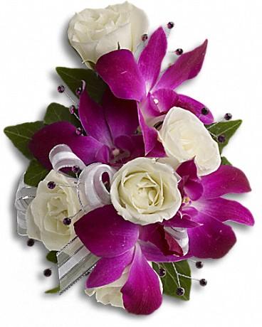 Corsage Etiquette Sponsored by Petal Place Florist in Northfield Village