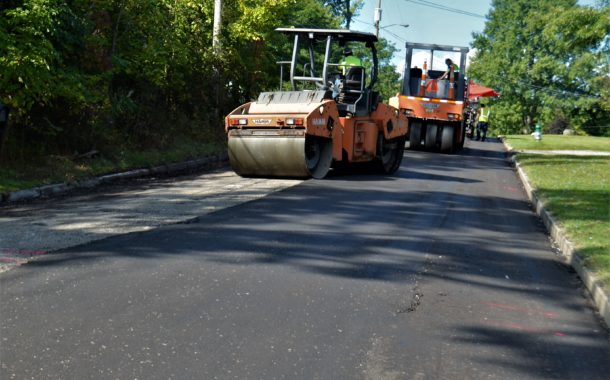 Notice of Street Resurfacing Northfield Village: Presidential Subdivision and Maple Avenue