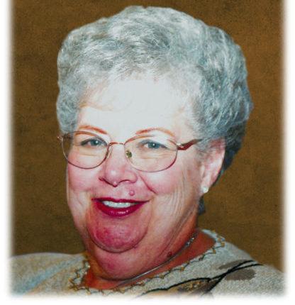 Obituary: RUTH ANN DOMO (nee Cooper)