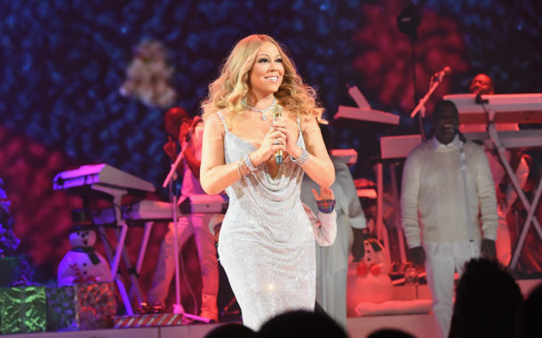 """Global Superstar And Best-Selling Female Artist Of All-Time  Mariah Carey Brings Her Holiday Tour, """"All I Want For Christmas Is You"""" To  Hard Rock Rocksino November 22"""