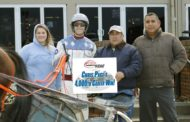 Chris Page Notches Career Win 4,000 at Northfield Park