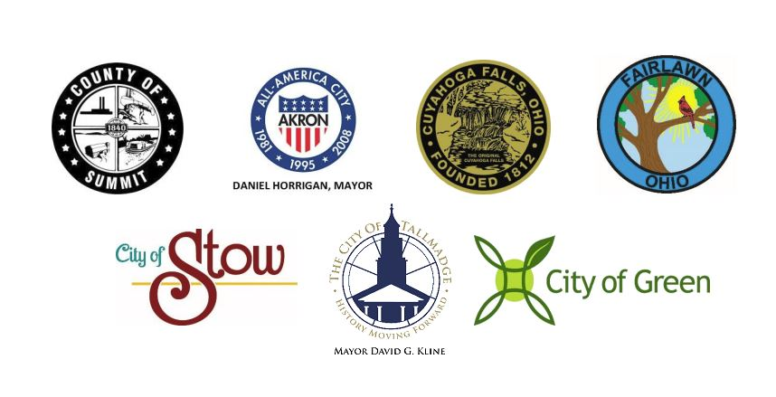 County of Summit and Cities of Akron, Cuyahoga Falls, Green, Fairlawn, Stow and Tallmadge Move Forward with Exploring Dispatch Consolidations