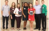 Awards for Nordonia Teen Institute and TI Member