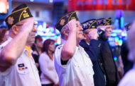 HARD ROCK ROCKSINO VETERANS DAY EVENTS – SATURDAY, NOV.  11, 2017