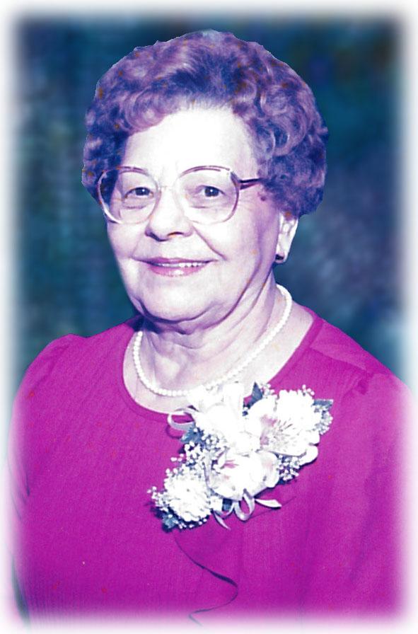 Obituary: JOSEPHINE BAYUS (nee Planinsek)
