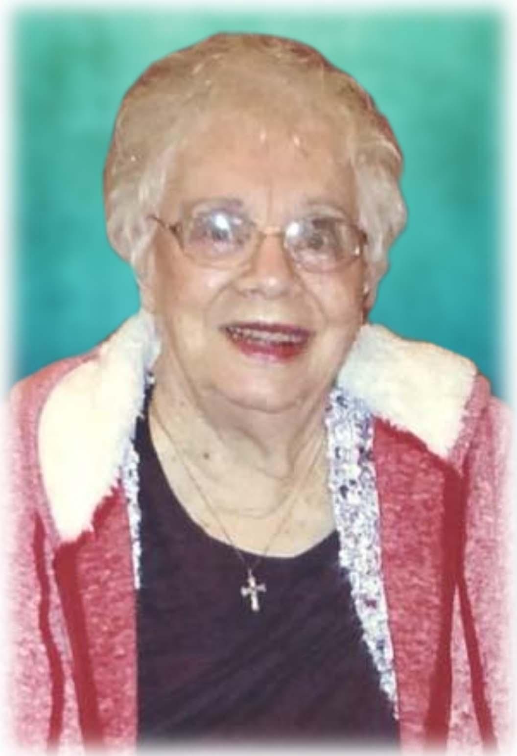 "Obituary: EILEEN F. ""MIDGE"" SALABAK (nee Parker)"