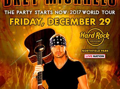 Bret Michaels on his love for his daughters, giving back, music and Poison