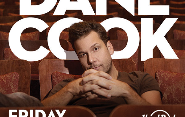 Laugh 'Till It Hurts with Dane Cook At Hard Rock Rocksino Northfield Park May 11