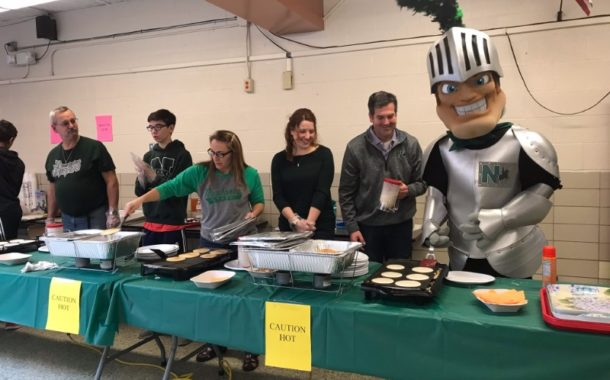 Choirs, Bands, Pancakes, Cookies and Santa - It must be Nordonia Winter Arts Festival 12/9/17!