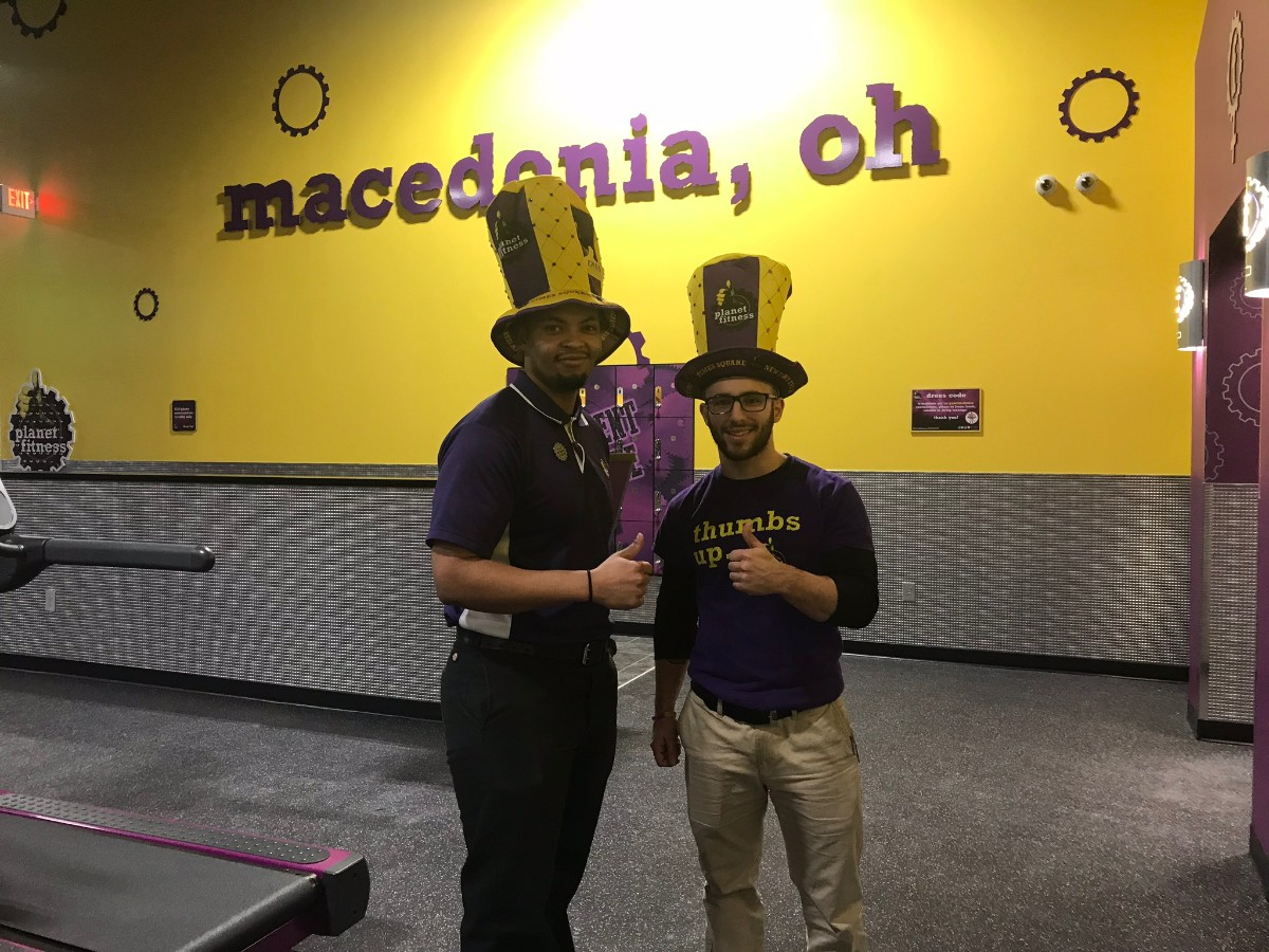 Planet Fitness Macedonia is Now Open (PHOTOS AND VIDEO)