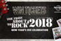 2018 NEW YEAR'S EVE CELEBRATION - HARD ROCK ROCKSINO CONTEST!