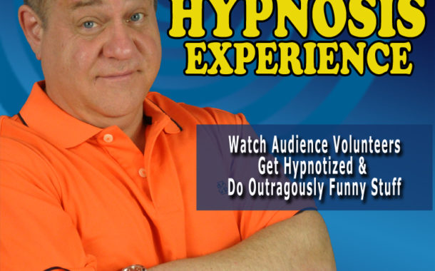 Comedy and Hypnosis with Rich Guzzi at Hard Rock Rocksino