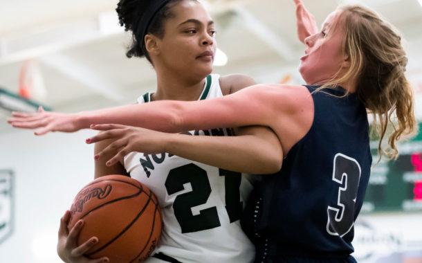 Nordonia Girl JV and Varsity Basketball Teams Victorious vs Hudson 12-6