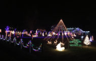 Local Invitation to View Christmas Lights in Sagamore Hills