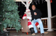 Macedonia Holiday Tree Lighting With Santa (Photo Gallery)