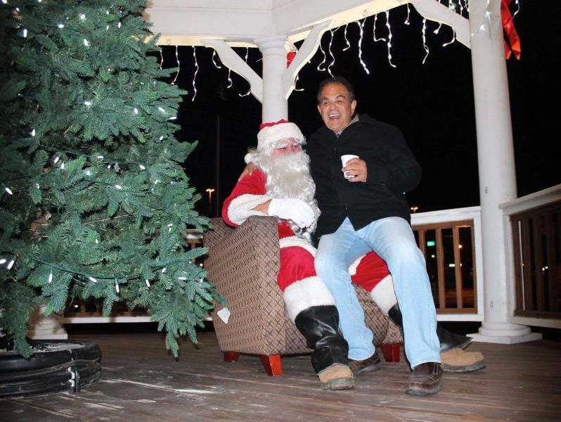 Macedonia Holiday Tree Lighting With Santa (Photo Gallery)