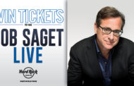 JANUARY NORDONIA HILLS – BOB SAGET TICKET GIVEAWAY – HARD ROCK ROCKSINO CONTEST