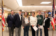 2017 Americanism & Government Test Winners