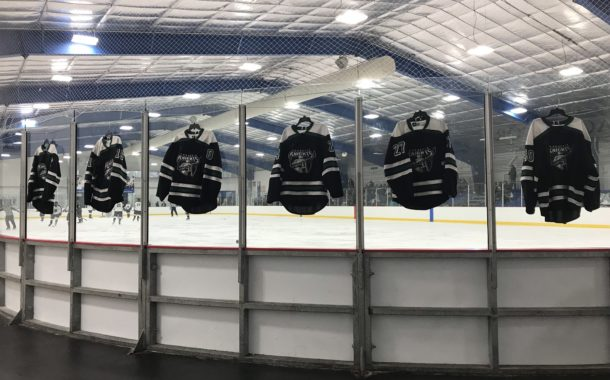 Nordonia Hockey Senior Night (PHOTOS and VIDEO) 1-28-18