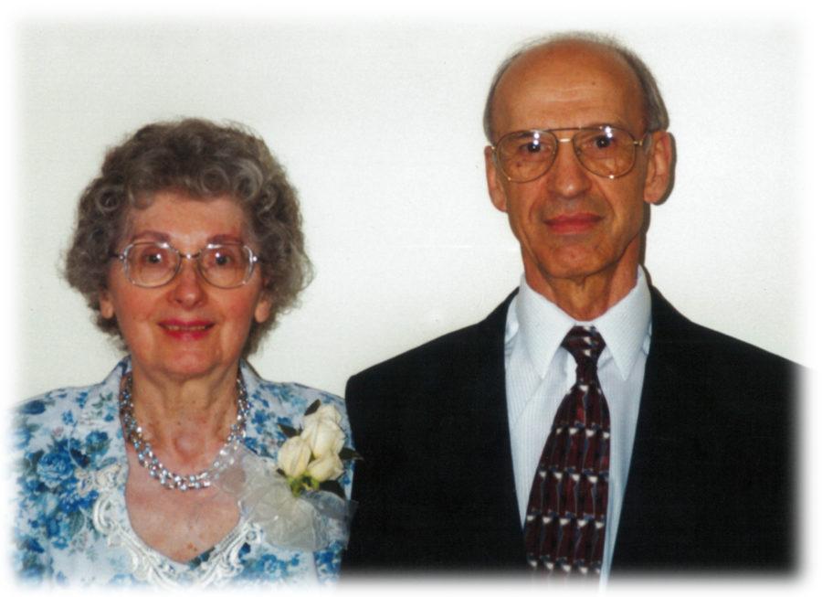Obituary: ANNE BUSH (NEE VITAS)