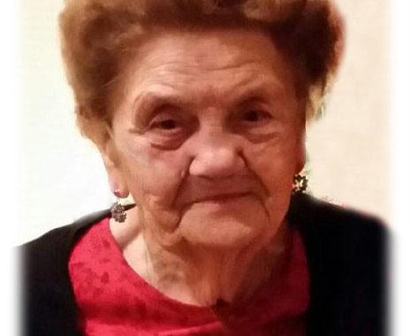 Obituary: JULIA E. HUDSON (nee Kropko)