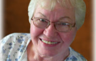 Obituary: Georgene Sheldon (nee Gibson)