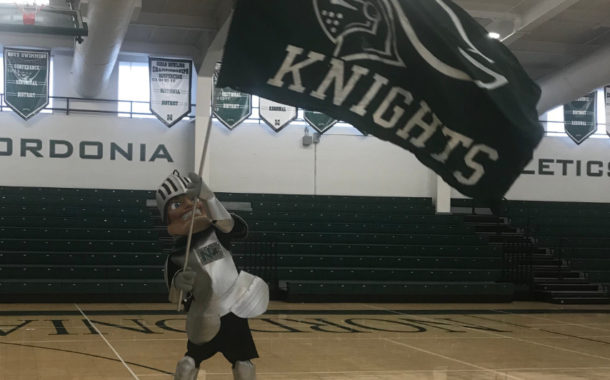 Nordonia Flag was flying high Saturday as the Girls Basketball team beat Shaker 58 - 37 (VIDEO HIGHLIGHTS)