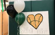 2-23-18 Nordonia vs Twinsburg Boys Basketball Game Highlights plus Senior Night Ceremony, National Anthem, Halftime Performances by Cheerleaders and Winterguard