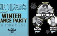 WINTER DANCE PARTY – NORDONIA HILLS FEBRUARY ROCKSINO CONTEST